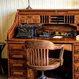 Escritorios - Bureau - Secreter
